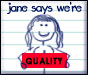 Jane's guide logo